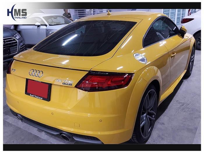 20180815 Audi TT back,Audi,TT,TTS,Audi Thailand