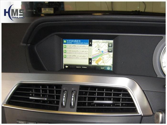 Benz C180_W204_SpeedNavi_T3000