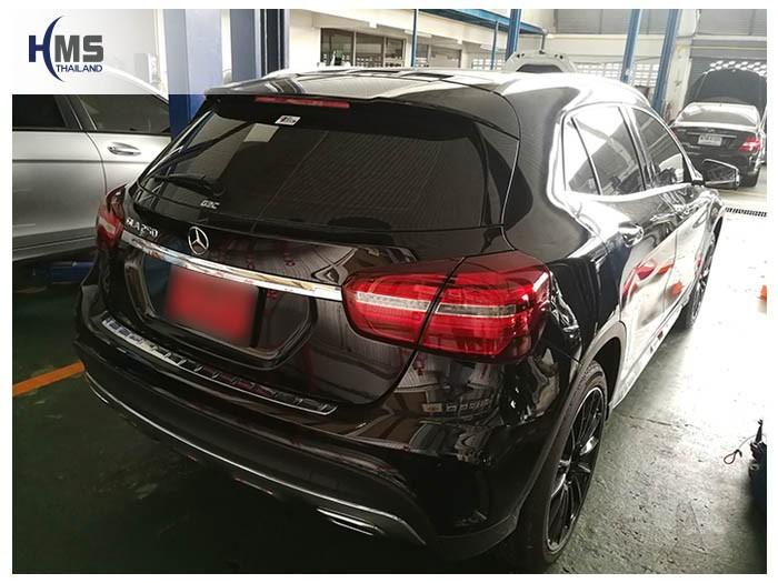 20180601 Mercedes Benz GLA250_W156_back,เบนซ์,เมอร์ซิเดซ