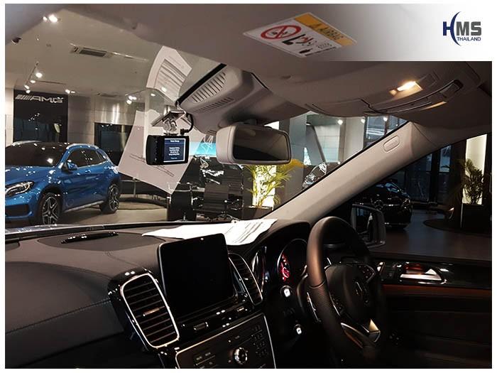 20170527 Mercedes Benz GLE500e W166_กล้องหน้ารถ_Thinkware_X550_2