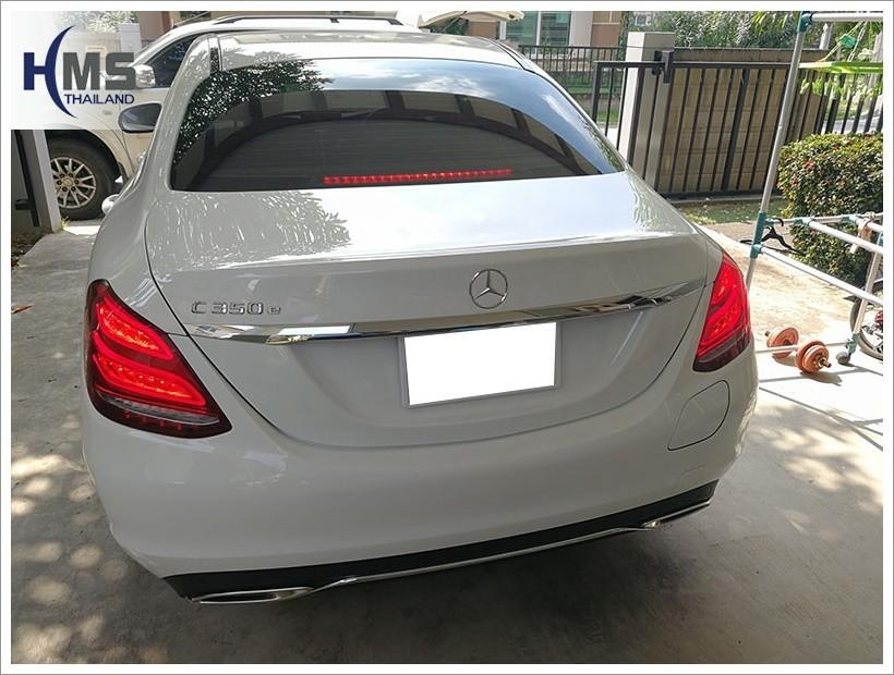 20171213 Mercedes Benz C350e W205_front