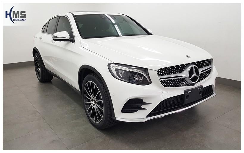 20180313 Mercedes Benz GLC250d W253 front