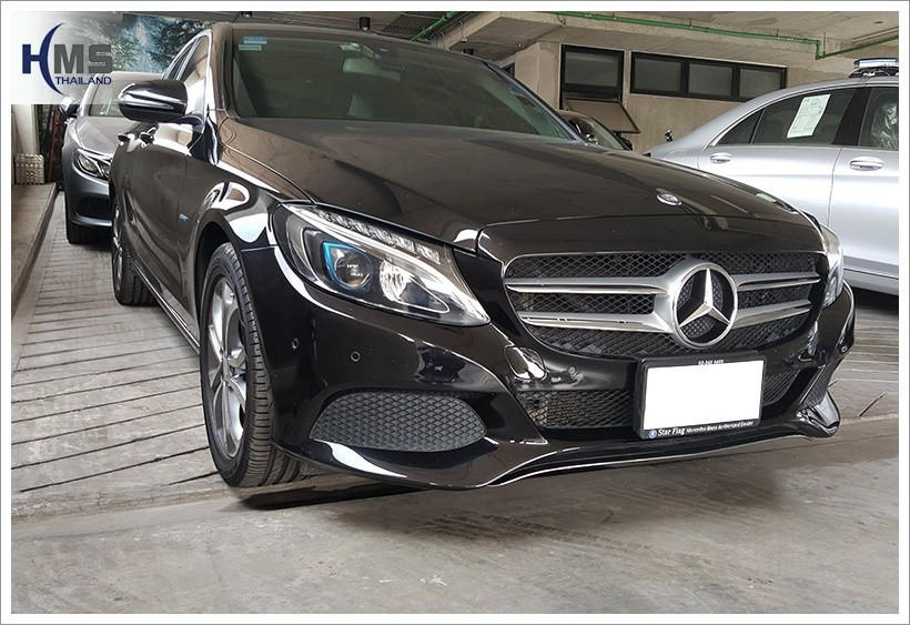 20180216 Mercedes Benz C350e W205