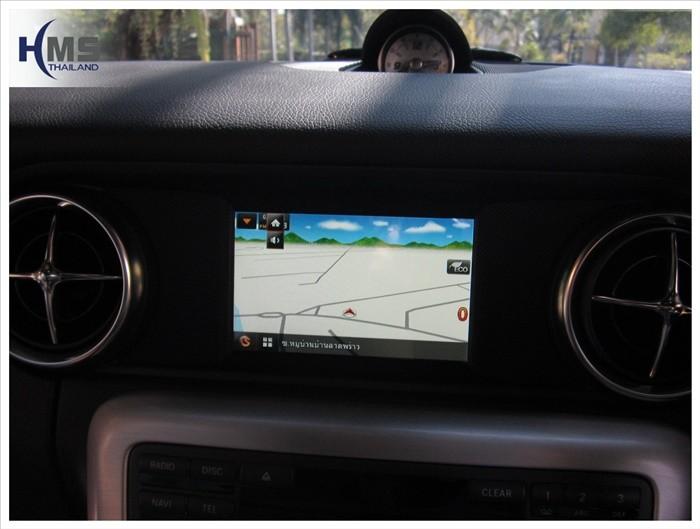 Navigation SpeedNavi Benz SLK