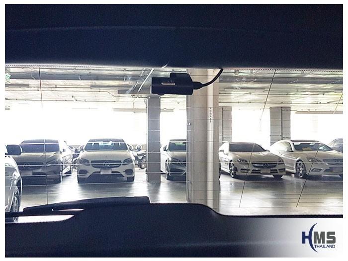20180531 Mercedes Benz GLC250d_W253_DVR_Thinkware_F800_Pro_rear