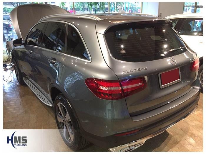 20180828 Mercedes Benz GLC250_Coupe_back,ภาพท้ายรถ Mercedes Benz GLC250d W253