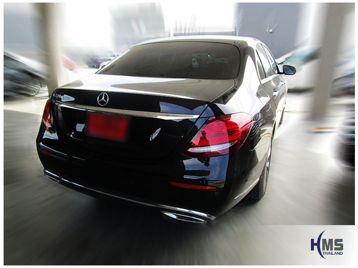 20170118 Benz E220d_W213_back