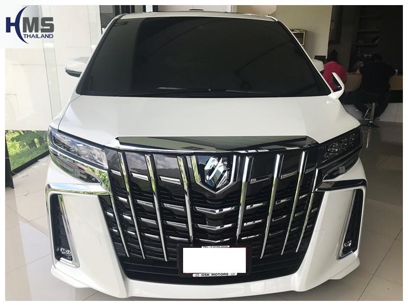 20181001 Toyota Alphard