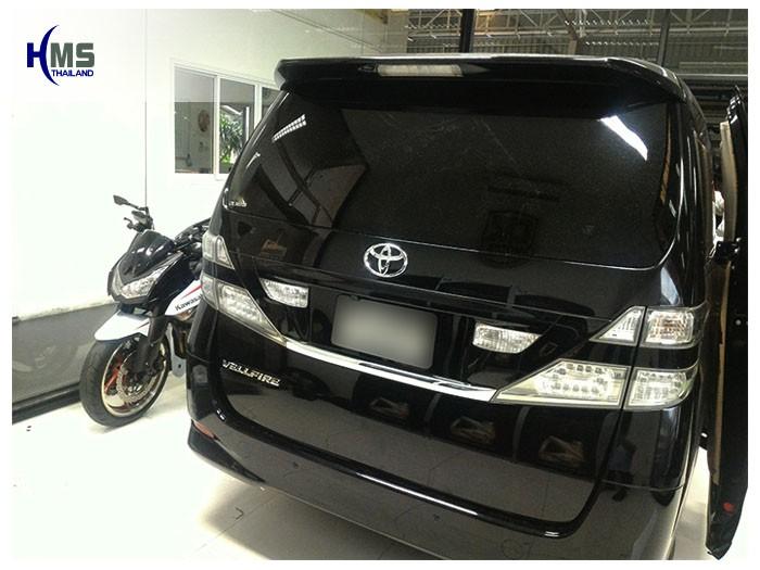 20170628 Toyota Vellfire_back