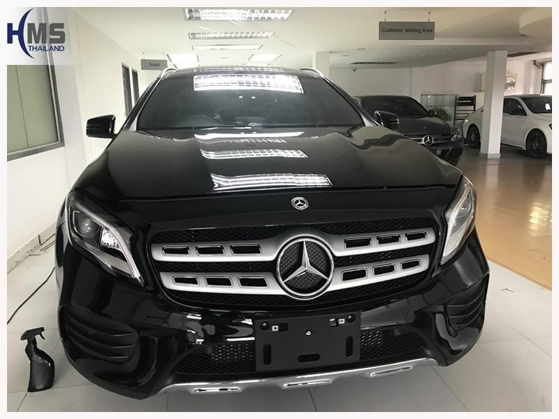 20180725 Mercedes Benz GLA250 W156