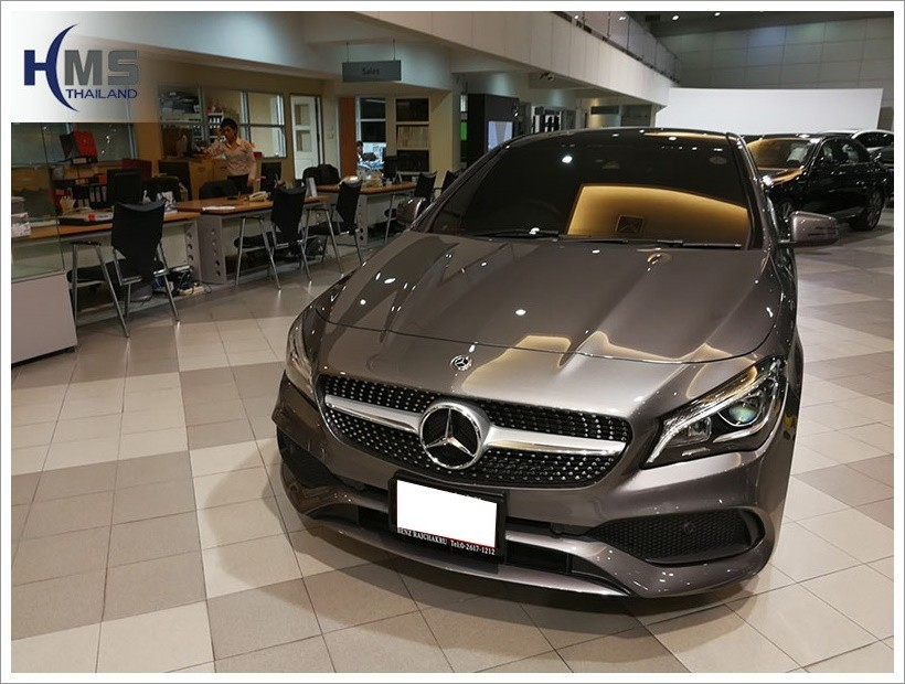 20171005 Mercedes Benz CLA250_C117