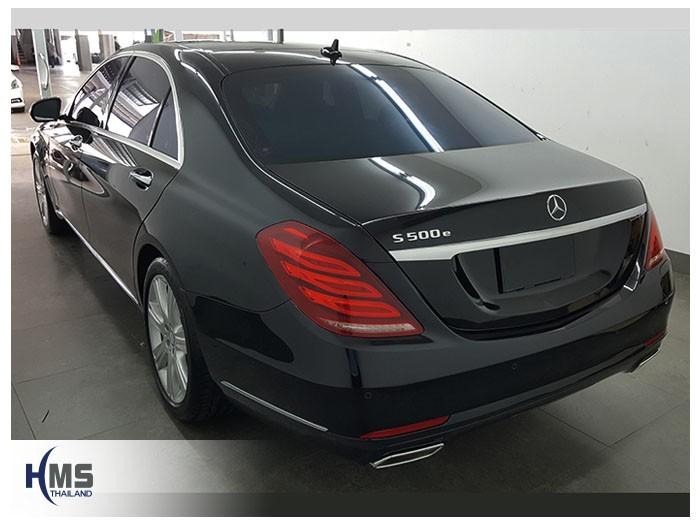 20180522 Mercedes Benz S500e_W222_back