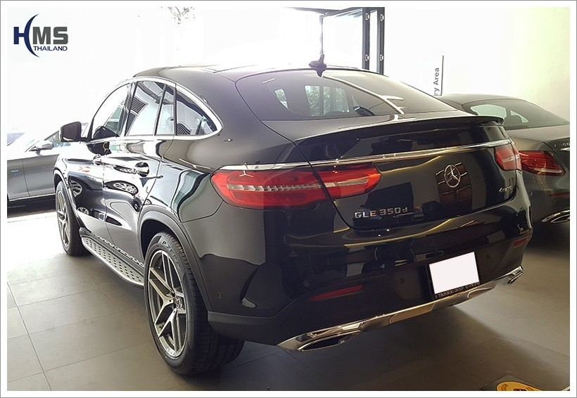 20180417 Mercedes Benz GLE350d