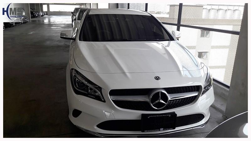 20180726 Mercedes Benz CLA200 C117