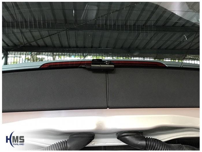 20170809 Mercedes Benz B180 W246_DVR_Thinkware_X550_back