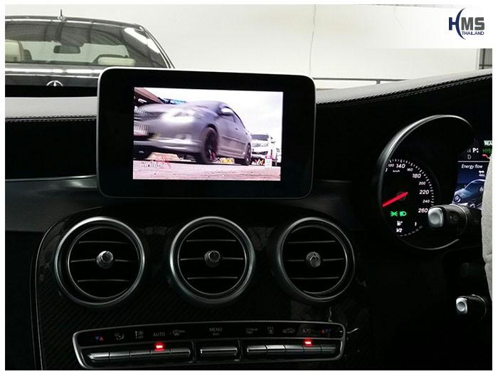 20170823 Mercedes Benz C350e W205_TV Digital_ASUKA_HR600