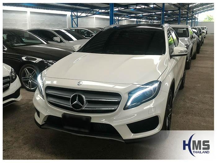 20170508 Mercedes Benz GLA250_X156_front,Benz, Mercedes ,เบนซ์ ,เมอร์เซเดส, ซาลูน,ราคาเบนซ์,facelift ,Brabus ,AMG ,Bluetec ,Hybrid,ไฮบริด, gps, navigation, Speednavi, Map, Navigator, Automobiles, Motor show Bangkok ,Motor expo, ราคา, ใบราคา, pricelist ,มือสอง , โชว์รูม, แผนที่, จีพีเอส, นำทาง,รีวิว, ทดสอบ,เนวิเกเตอร์, ประเทศไทย,ทีวีดิจิตอล,Digital TV,ทีวี,Rear camera,จอถอยหลัง,กล้องมองหลัง,กล้องถอยหลัง,หมุนตามพวงมาลัย,PAS,Park assistant system, carplay , android auto, screen mirroring, ภาพมือถือขึ้นจอรถยนต์ ,กล้องบันทึกเหตุการณ์ ,กล้องบันทึก, กล้องติดหน้ารถ, กล้องวีดีโอ, DVR, Driving Video recorder, thinkware, Blackvue, ,carcamkorea ,กล้องวีดีโอ, test drive ,