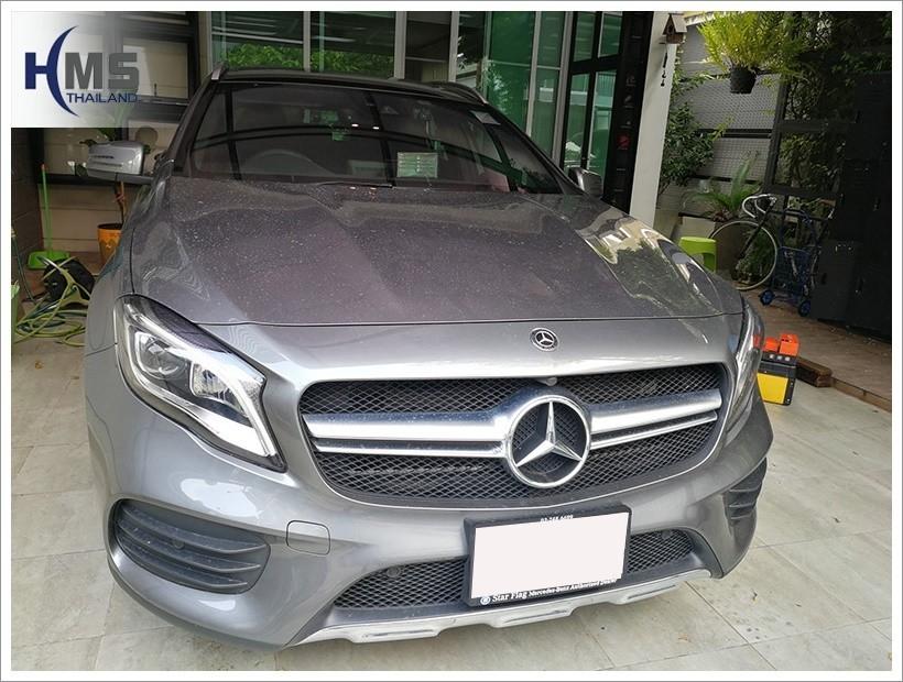 20180418 Mercedes Benz GLA250 W156_front