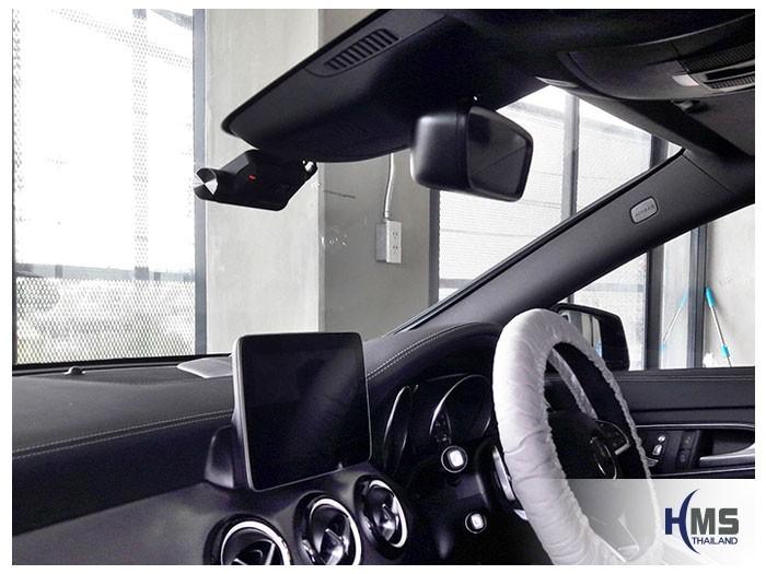 20180514 Mercedes Benz CLA250_C117_DVR_Thinkware_F800_Pro_front_1