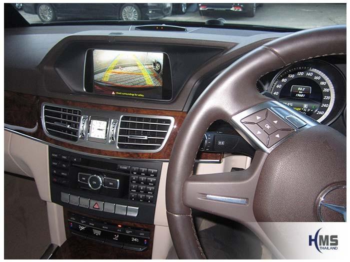 20150221 Mercedes Benz E300_W212_Rear camera_View