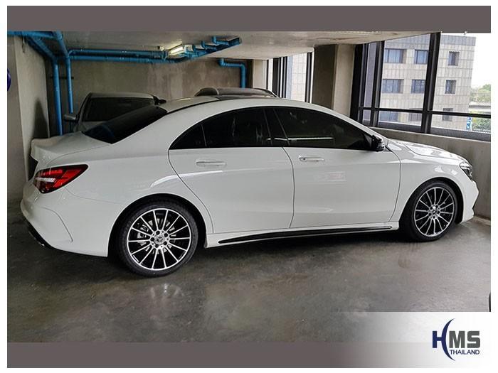 20180508 Mercedes Benz CLA250_C117_side