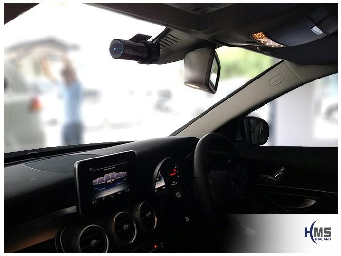 20170624 Mercedes Benz C350e_W205_DVR_BlackVue_DR650GW_2CH_location