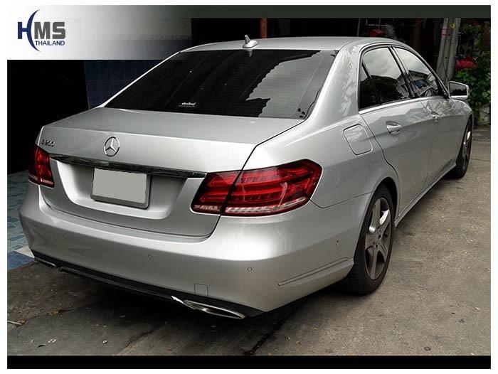 20180814 Mercedes Benz E200_W212_back,Benz, Mercedes ,เบนซ์ ,เมอร์เซเดส, ซาลูน,ราคาเบนซ์,facelift ,Brabus ,AMG ,Bluetec ,Hybrid,ไฮบริด