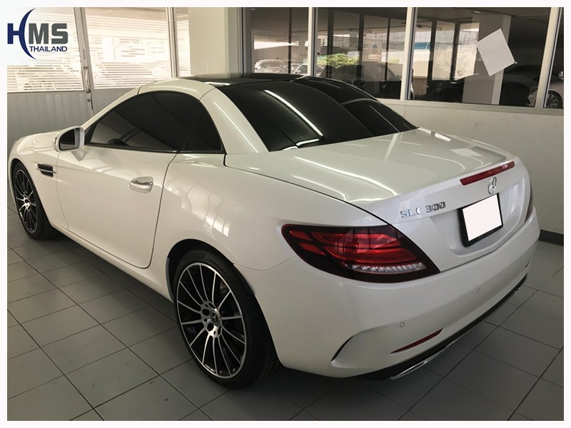 20180704 Mercedes Benz SLC300 R172