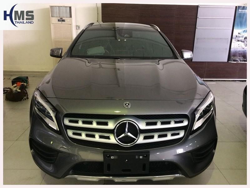 20180718 Mercedes Benz GLA250 W156