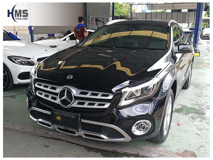 20180524 Mercedes Benz GLA200_W156_front