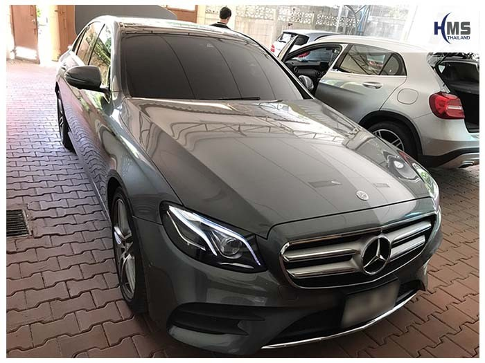 20170809 Mercedes Benz E220d W213_front
