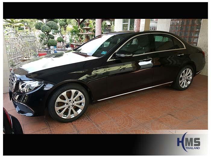 20170105 Benz E220d_W213_Side