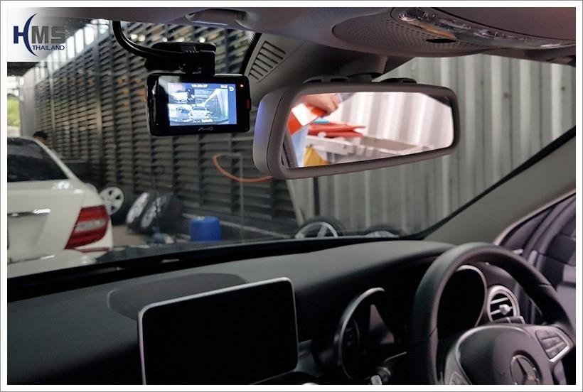 20180404 Mercedes Benz C350e W213 กล้องติดรถยนต์ Mio MiVue 792 Wifi