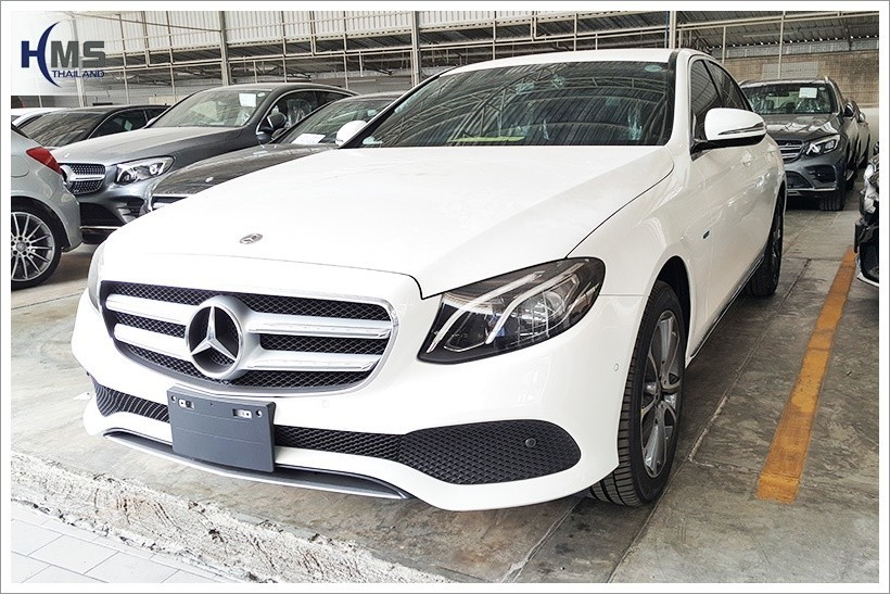 20180214 Mercedes Benz E350e_W213_side