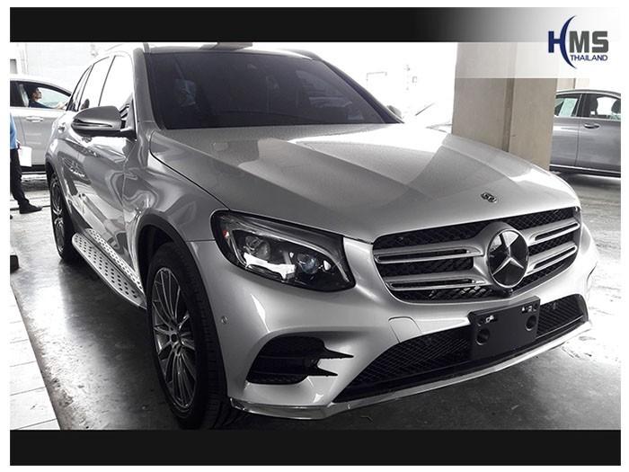 20180806 Mercedes Benz GLC250d_W253_front,ติดกล้องติดรถยนต์ บน Mercedes Benz GLC250d W253