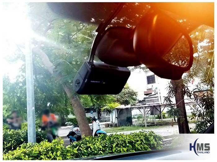 20170904 Volkswagen Beetle_กล้องติดรถยนต์_Thinkware_F770_front