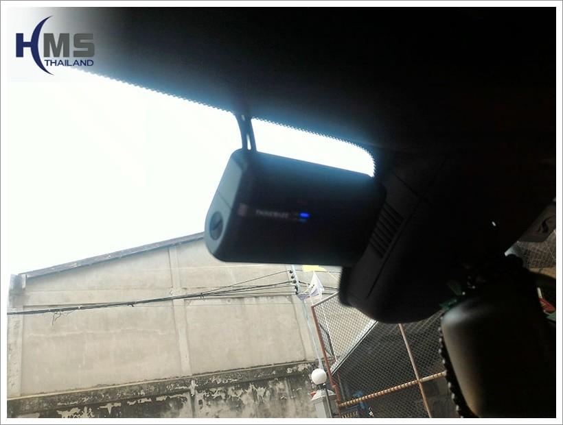 20170721 Mercedes Benz B180 W246_DVR_Thinkware_X550_front