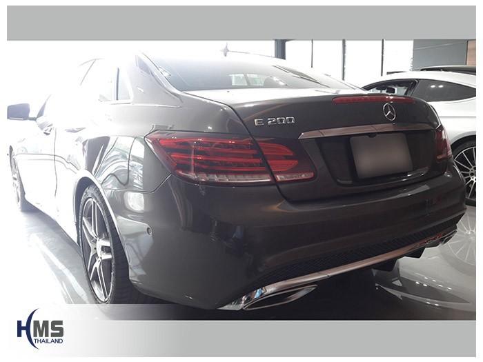 20180516 Mercedes Benz E200_Coupe_W207_back