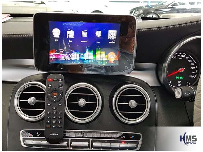 20170828 Mercedes Benz GLC250d_X253_TV Digital_ASUKA_HR600