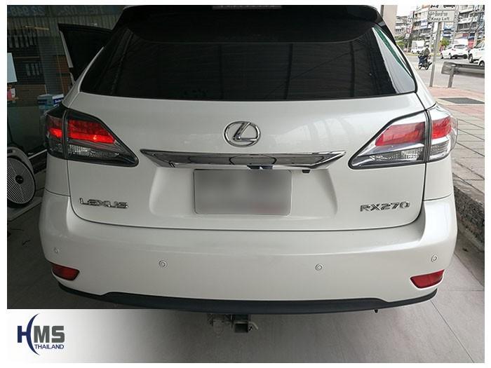 20171128 Lexus RXR270_back