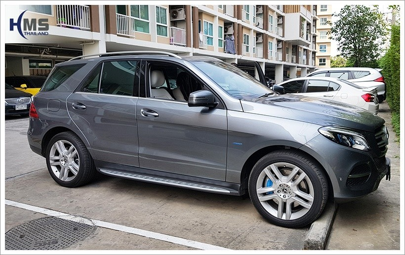 20180216 Mercedes Benz GLE500e 4Matic W166