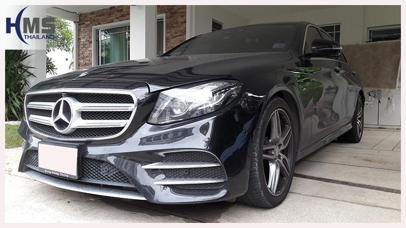 20180716 Mercedes Benz E220
