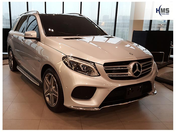 20170527 Mercedes Benz GLE500e X166_front