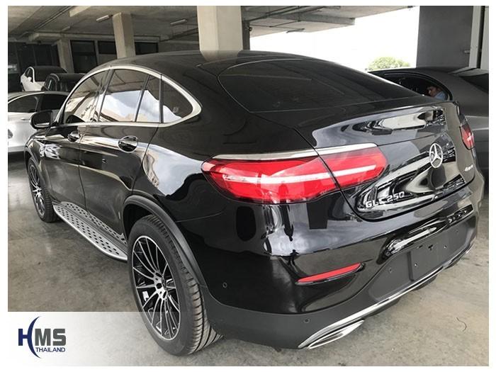 20180816 Mercedes Benz GLC250_Coupe_W253_back,Benz, Mercedes ,เบนซ์ ,เมอร์เซเดส, ซาลูน,ราคาเบนซ์,facelift ,Brabus ,AMG ,Bluetec ,Hybrid,ไฮบริด