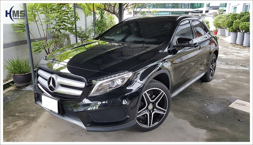 20171004 Benz GLA250