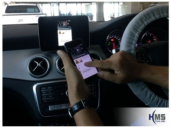 20180801 Mercedes Benz GLA200_W156_Wifi_box_main_menu,กล้องบันทึกเหตุการณ์ ,กล้องบันทึก, กล้องติดหน้ารถ, กล้องวีดีโอ, DVR, Driving Video recorder, thinkware, mio, Blackvue,carcamkorea ,กล้องวีดีโอ, test drive ,กล้องติดรถยนต์, กล้องติดหน้ารถ, กล้องหน้ารถ,