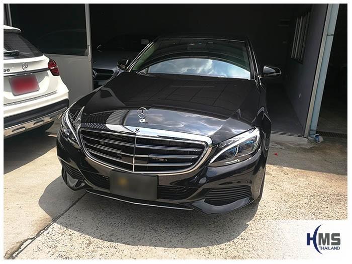 20180512 Mercedes Benz C350e W205_front