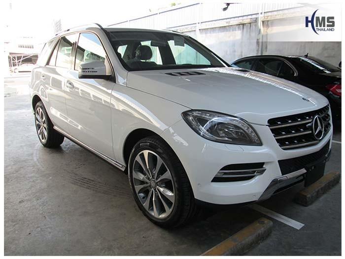 20150316 Mercedes Benz ML250 W116_front