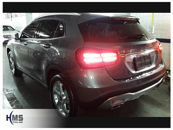 20180531 Mercedes Benz GLA200_W156_back