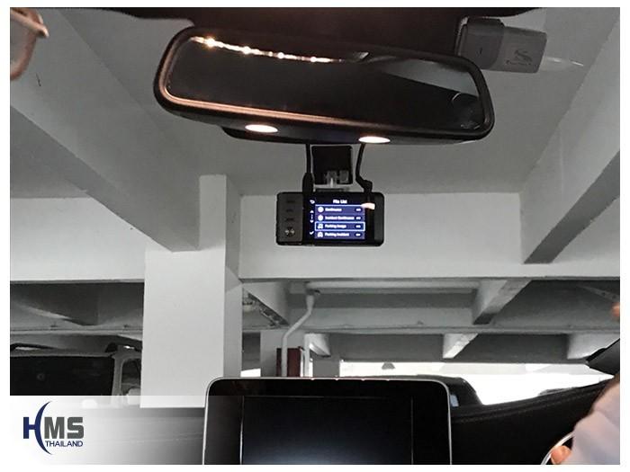 20171106 Mercedes Benz GLC250_W253_กล้องติดรถยนต์_Thinkware_X550_front